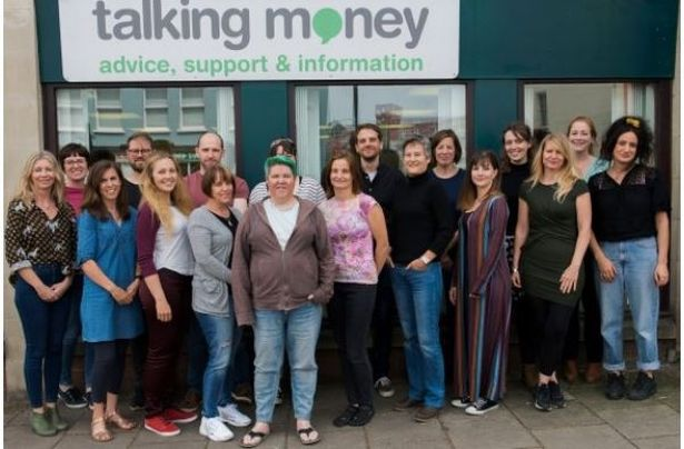 City Funds announce first social impact investment into Talking Money - a lifeline for families in Bristol.