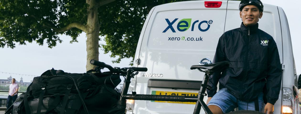 Zero emission same-day delivery coming to Bristol